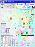 Mapa Brasil de Gás - Mar/2017