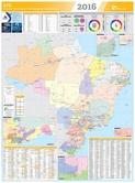 Mapa Brasil de GTD - Abr/2016